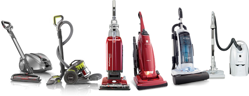 vacuums, Vacuum Cleaners, Upright vacuums, Canister Vacuums, Steam Vacuums
