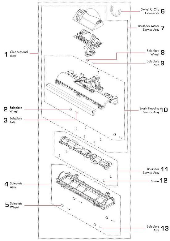 DC41 Schematics