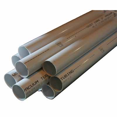 Central Vacuum Pipe