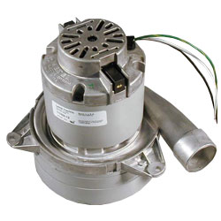 Central vacuum motor amtek eureka hoover dustcare walvac for Tangential bypass motor central vacuum