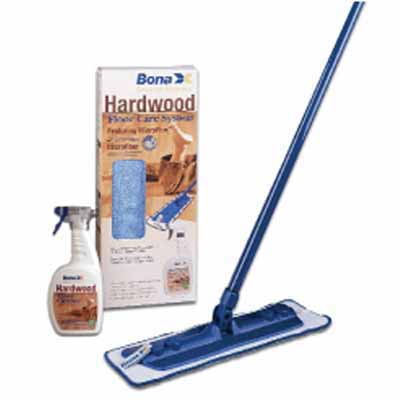 Bona Kemi Hardwood Floor Care System Bna1001