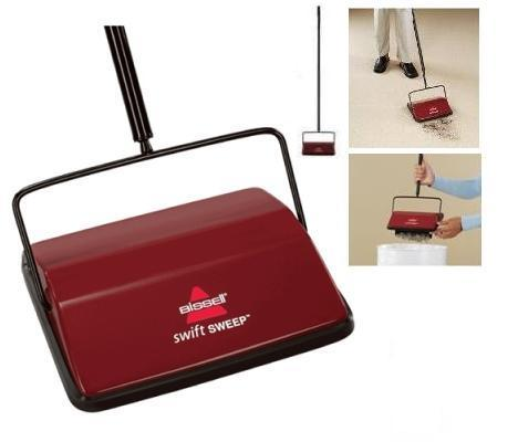 Bissell 22012 Swift Sweep Cordless Floor Sweeper
