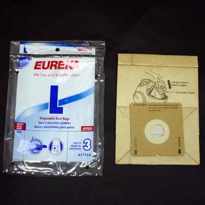 Bags 3pks Eureka L Models 965 Mini Mite 61715a 6
