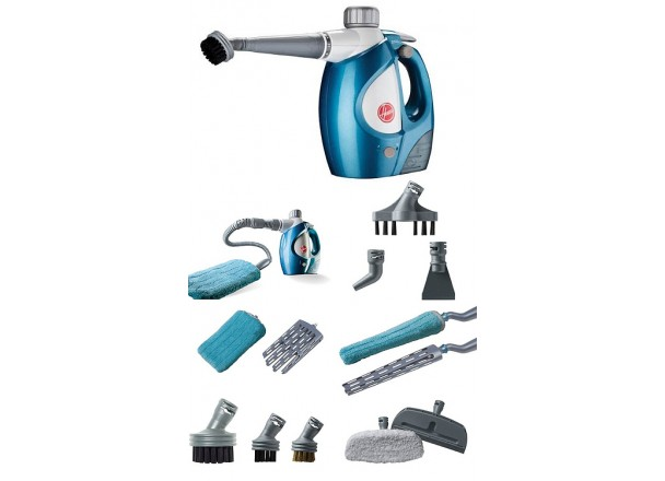 Hoover Wh20100 Twintank Handheld Steam Cleaner