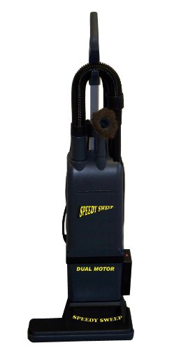 Oreck Commercial Speedy Sweep Dual Motor Hepa Upright