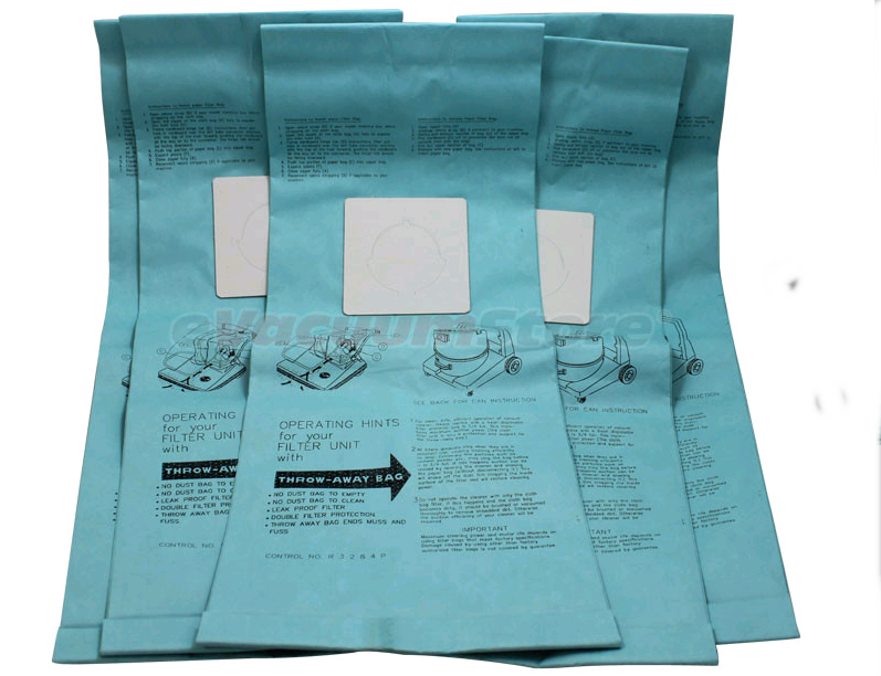 Bissell Oreck Wide Area Vacuum Bags 332844