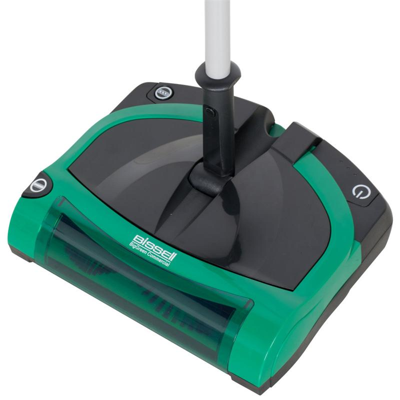Bissell 174 Commercial Bg9100nm Cordless Sweeper