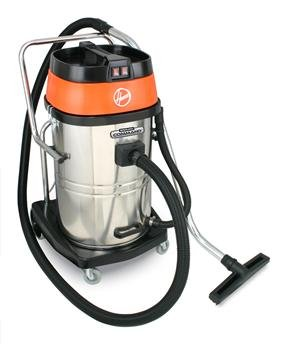 Hoover Ch84005 20 Gallon Industrial Wet Dry Vacuum With