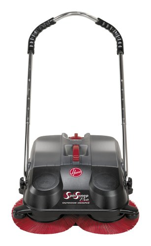 Hoover L1405 Spinsweep Pro Indoor Outdoor Sweeper
