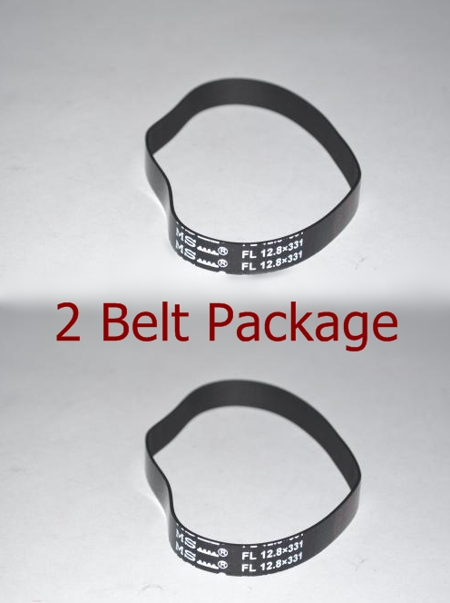 Hoover 440006155 Belt 2 Pack Fits Carpet Cleaners