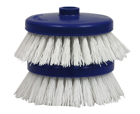 Caddy Clean 174 White 4 Quot Soft Scrub Brushes 0 25 Light Duty