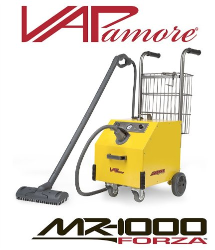 Mr 1000 Vapamore Mr1000 Forza Commercial Steam Cleaner