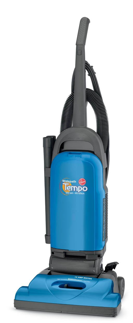 Hoover Tempo Widepath Bagged Upright Vacuum U5140900