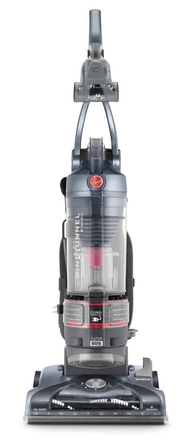 Uh70205 Hoover T Series Windtunnel Rewind Plus Bagless Upright