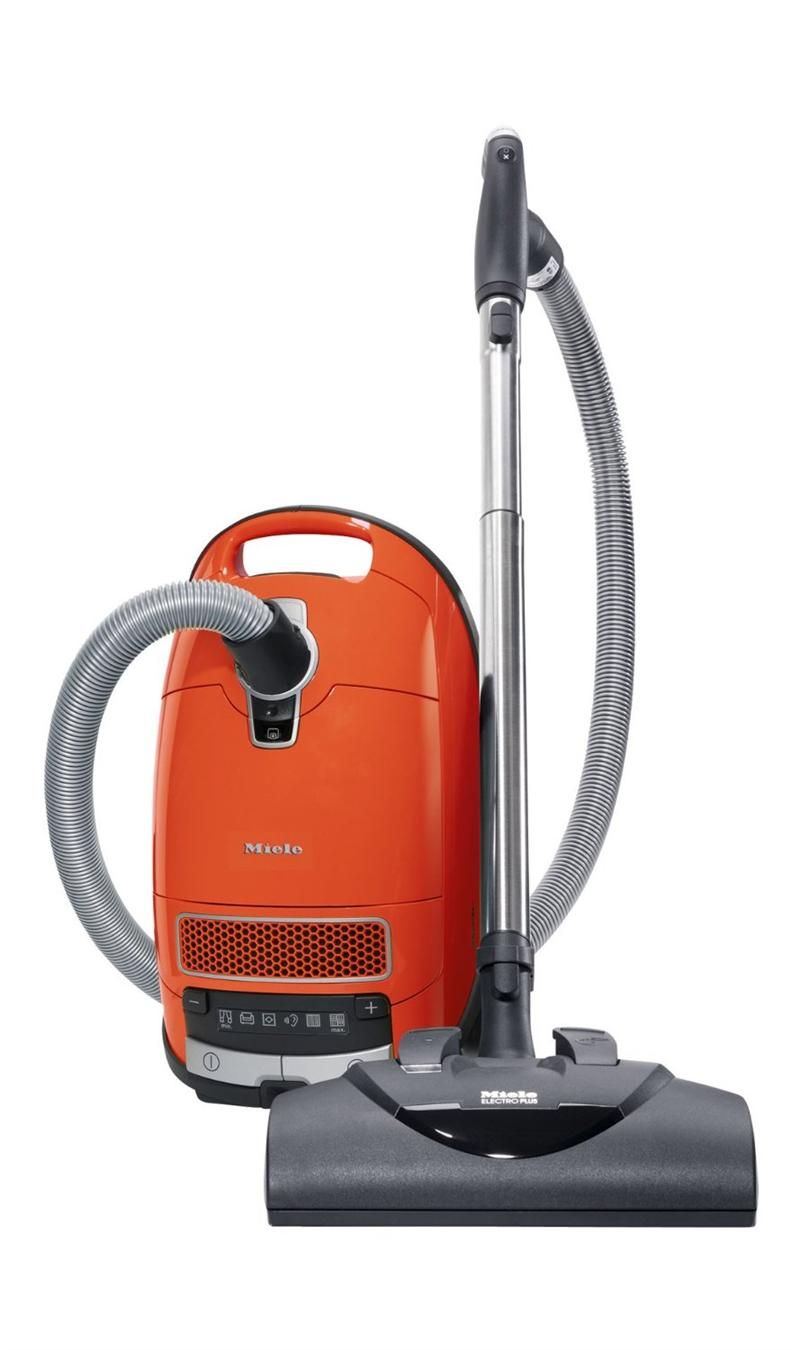 Miele S8380 Cat Amp Dog Canister Vacuum
