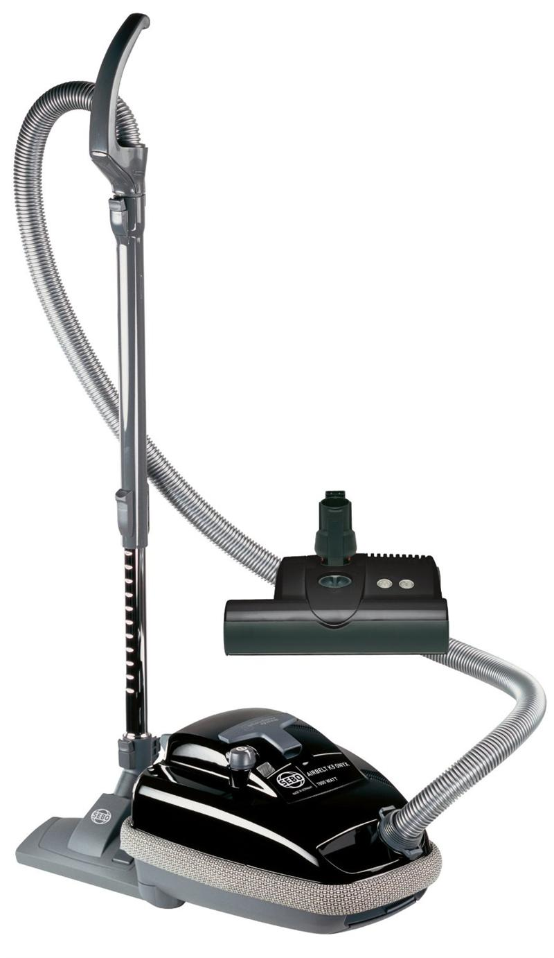 SEBO 9688AM Airbelt K3 Canister Vacuum with ET-1 Powerhead ...