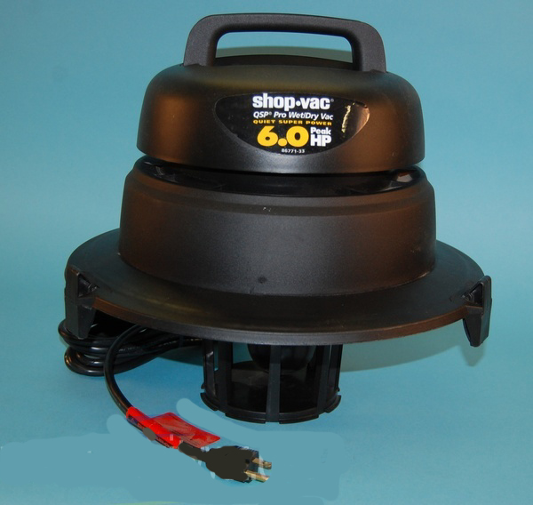 Shop vac motor Vaccum motors