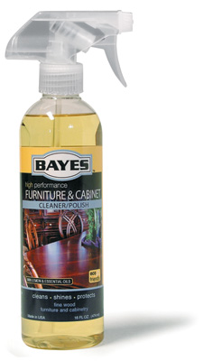 Bayes Eco Friendly Furniture Amp Cabinet Cleaner Polish B 135