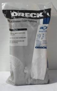Oreck Hepa Filtration Odor Fighting Vacuum Bags 8 Pack Ccpk80h