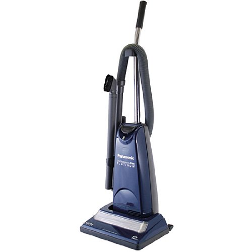 Panasonic Mcug583 Upright Vacuum Cleaner Navy Blue