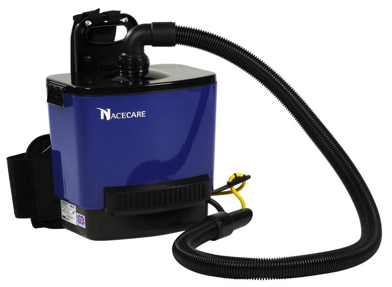 Numatic Nacecare Rsv130 Back Pack Vacuum Cleaner