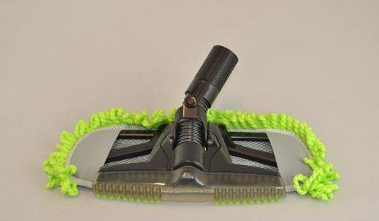 Vac N Glo Vacuum Mop Attachment Green Dm Vacg Grn