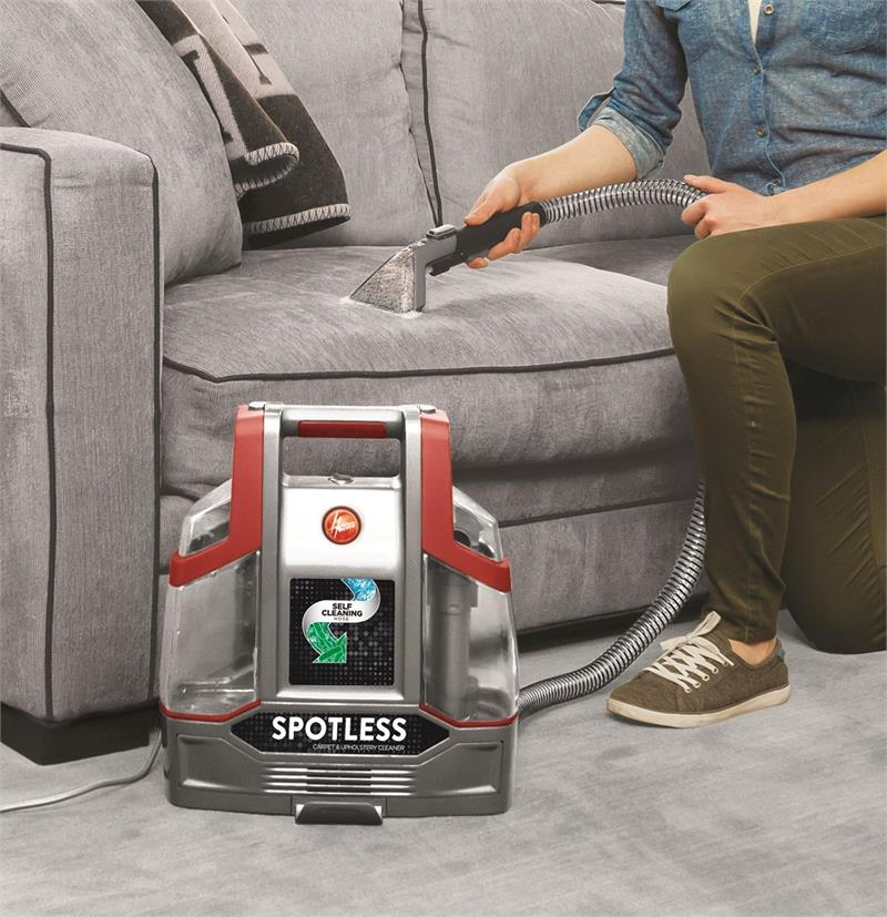 Hoover Spotless Portable Carpet Amp Upholstery Cleaner Fh11300