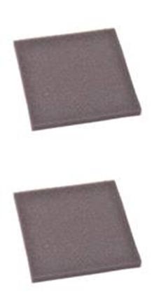 Bissell Pre Motor Filter Sponge 160 2085 Hard Floor Expert