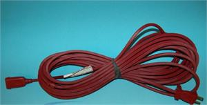 Kirby Vacuum Part, Cord, Kirby Classic III 2CB Red Genuine Kirby Protect your investment, always use genuine Kirby parts