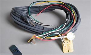 Sanitaire SC785 Power cord & PCB  # 61178-3