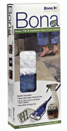 Bona Stone Tile Amp Laminate Floor Care System Wm710013359