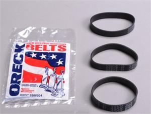 Oreck Original 3 Pack Vacuum Drive Belt Fits All Oreck