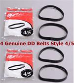 4 belts Original Dirt Devil Stye 4-5 Part #3720310001