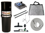 Titan TCS-8575 Central Vacuum with Kit