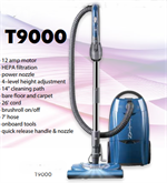 T9500 Titan Canister Vacuum with Power Nozzle