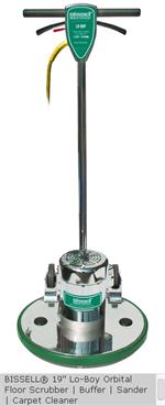 Bissell 174 19 Lo Boy Orbital Floor Scrubber Buffer