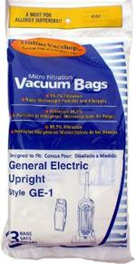 Ge Wal Mart Upright Vacuum Cleaner Bags