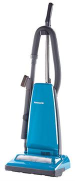 Panasonic MC-UG383 - Vacuum cleaner - upright - bag - caribbean blue