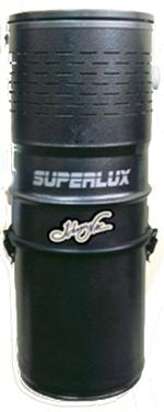 Johnny Vac Super Lux Central Vacuum