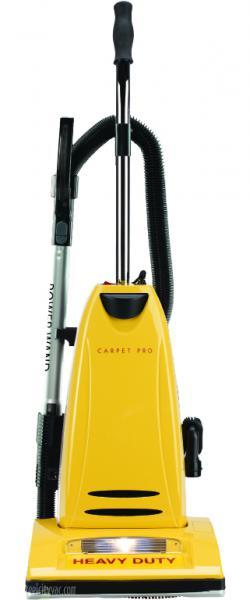 Carpet Pro Heavy Duty Bagged Upright Vacuum Cpu 1qd