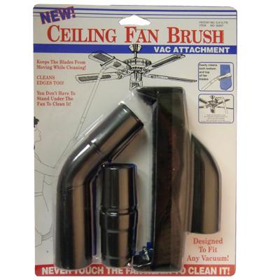 Ceiling Fan Vacuum Attachement