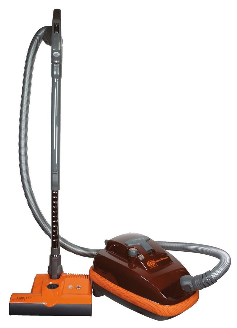 sebo  airbelt  canister vacuum    powerhead
