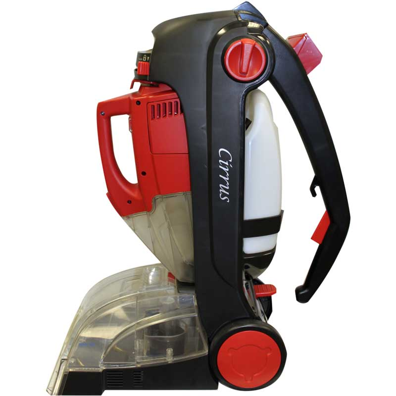 Carpet Cleaner Extarctor With Attachments Emer Cl0602