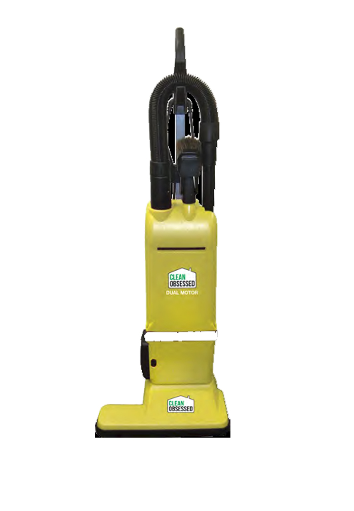 Co101 Clean Obsessed Commercial Dual Motor Upright Vacuum