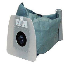 Sanitaire By Electrolux Eureka Mighty Mite Style Mm Cloth Bag Part 39633