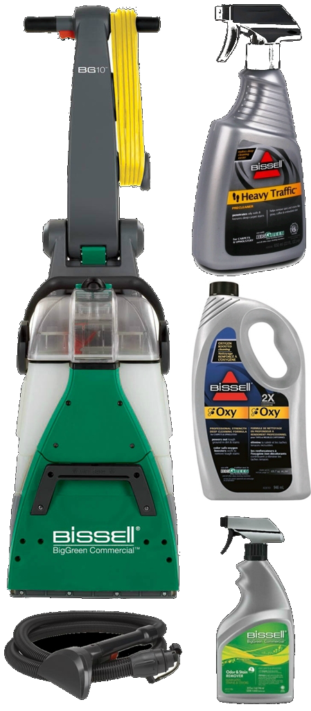 Big Green Cleaning Machine Cleaner 86t3 Carpet Cleaner