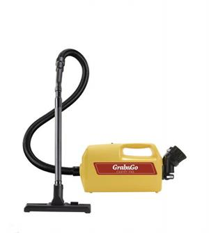 Carpet-Pro CP500.2 -- Grab & Go Portable Canister Vacuum
