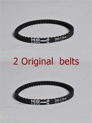 2035549 original  2pk Brush Belts for Select Carpet Cleaners