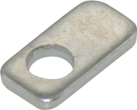 2031672 Front Castor Shaft Fixing Plate