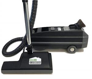 CO888 Clean Obsessed Powerteam Pro Canister Vacuum